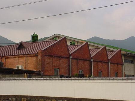 Wonderful Kanaya Lace Industry Saw Roof Factory