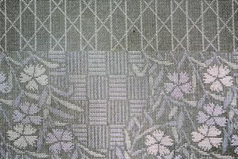 もじり織の写真